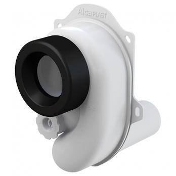 Сифон для писсуара - AlcaPlast горизонтальный (A45B)
