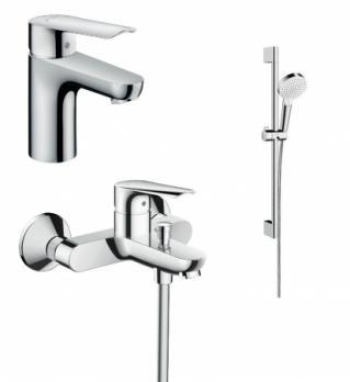 Набор для ванны Hansgrohe Logis E SetLogisE100C (71178000+71415000+26532400)