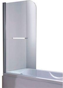 Шторка для ванны TICINO LUNA 80х140 матовая