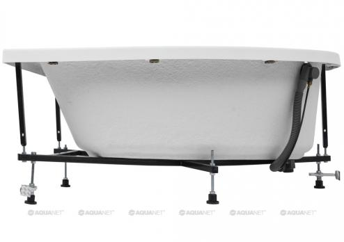 Ванна акриловая Aquanet MIA 140x80 L левая