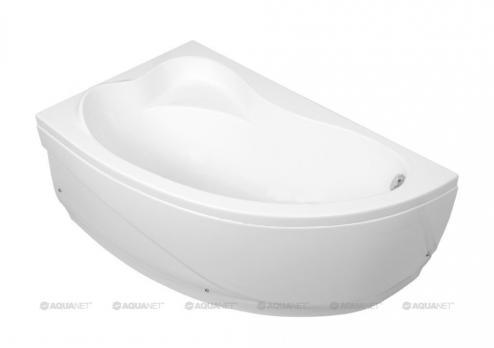Ванна акриловая Aquanet ATLANTA 150x90 L левая