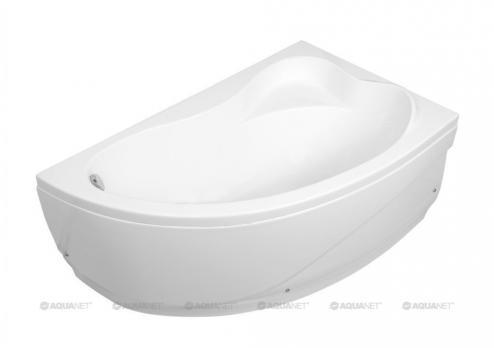 Ванна акриловая Aquanet ATLANTA 150x90 R правая
