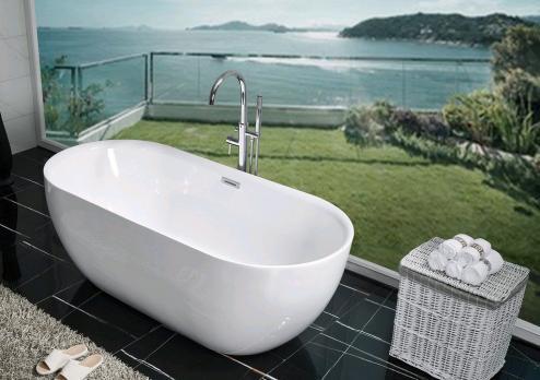 Ванна акриловая Aquanet DELIGHT 170x78