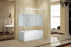 Боковая стенка Aquanet Practic AE10-F-75H150U-CP 750x1500, прозрачное стекло