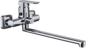 Смеситель для ванны с душем Aquanet Cinetic AF120-21С