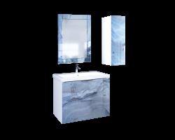 Пенал Liriya 25П 1д. Blue marble R
