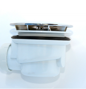 Сифон для душ. поддона GD-8 d=65 Сlick-Clack