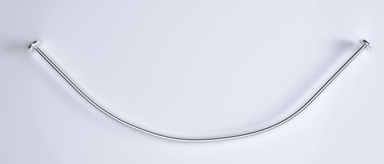 Карниз для ванны Luxe 1550x1550