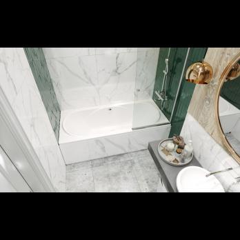 Ванна акриловая ROCA Madeira 180x80 248525000 белая